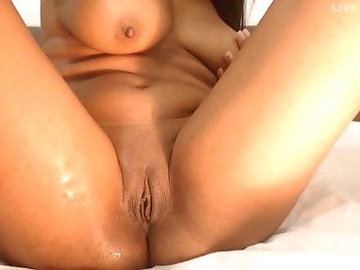 Sexy Kandi Naked squirt