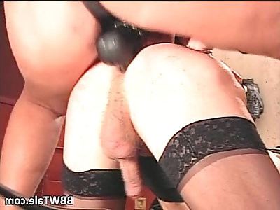 German group sex action where BBW slut get