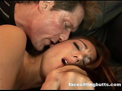 Stripping and getting anal fucked hard in the asshole