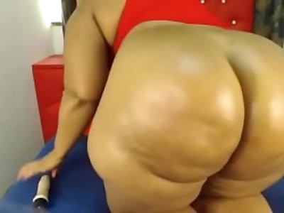 African Booty Cam