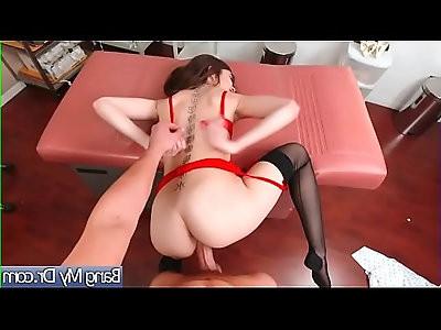 Patient Riley Reid And Doctor Enjoy Hard Sex Adventures vid