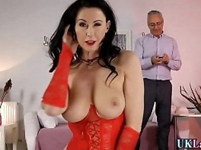 Mature ho anal and creampie