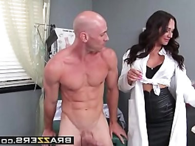 Dirty mind Doctor Destiny Dixo is needs a big dick to keep her happy