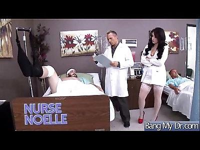 Hard Sex In Doctor girl With Horny sluty Patient video