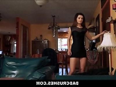 Jealous Step Dad Fucks Daughter