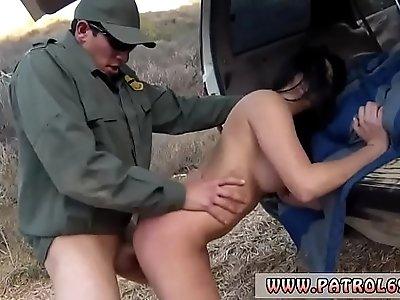 Black beach patrol Stunning Mexican floozie Alejandra Leon attempts