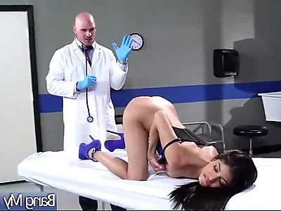 Hard Sex Tape With Dirty Doctor And Slut Patient veronica rodriguez clip