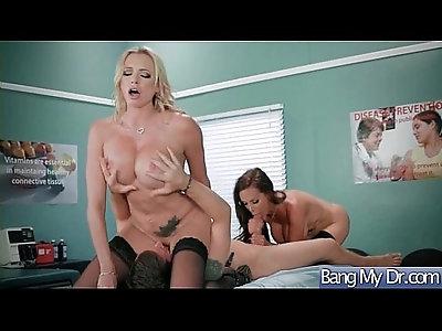 Horny Slut Patient Briana Banks Nikki Benz Seduce Doctor For Sex Adventures Action movie
