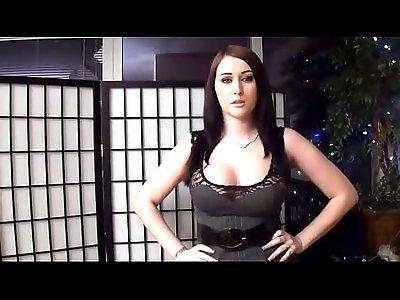 Alexis grace secretary uses cock to cum