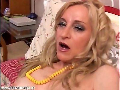 Mature anal fetish